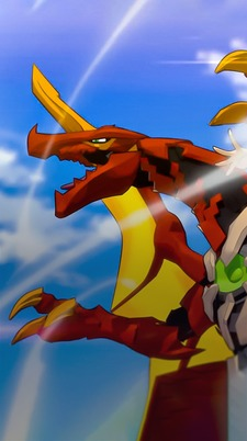 Bakugan: Armored Alliance
