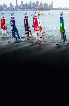 SailGP: Racing on the Edge